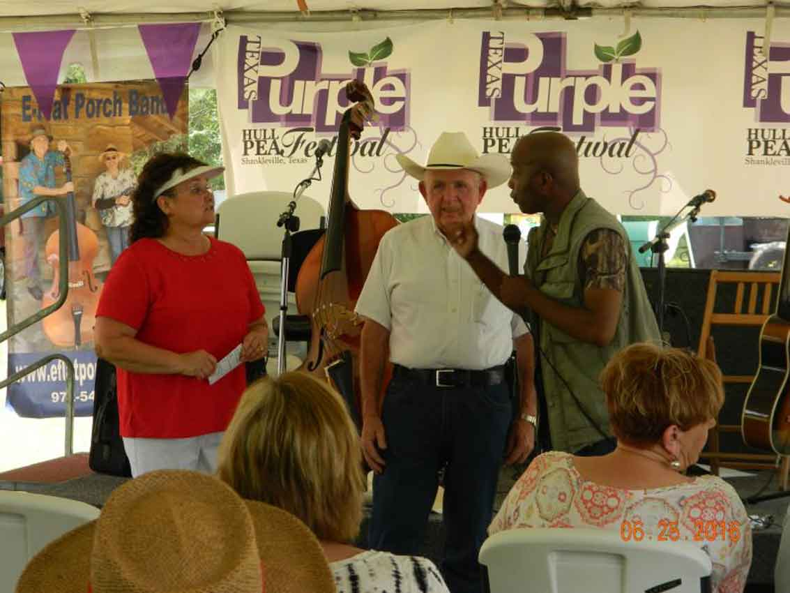 Annual Purple Hull Pea Festival in Shankleville